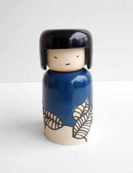 kokeshi ceramique prosperite